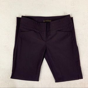 The Limited Exact Stretch Deep Plum Skinny Pant